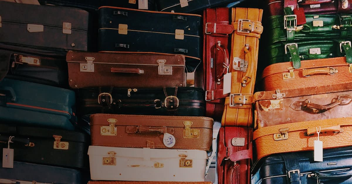 suitcases destination email marketing benchmarks