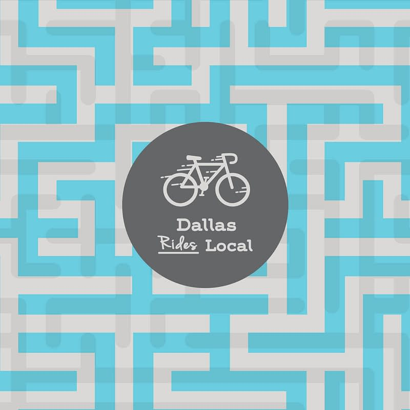 Local Hub logo decal